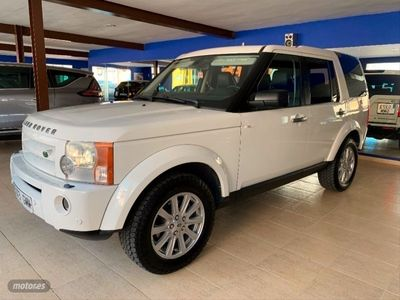 usado Land Rover Discovery 2.7 TDV6 HSE CommandShift
