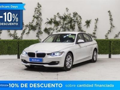 second-hand BMW 318 Serie 3 d