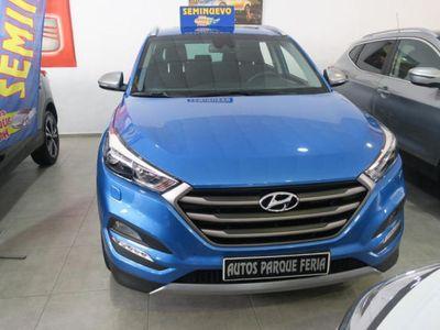 gebraucht Hyundai Tucson 1.7CRDI BD Tecno 4x2