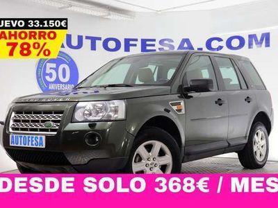 usado Land Rover Freelander 2 2.2 Td4 160cv S 5p 4x4 # CUERO