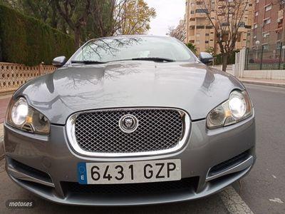 usado Jaguar XF 3.0 D PREMIUM LUXURY AUT.8 VEL.PIEL FULL EQ.