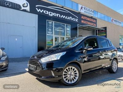 usado Ford B-MAX 1.0 EcoBoost A S&S Trend 125
