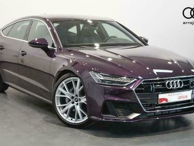usado Audi A7 Sportback 50 TDI 210KW QUATTRO TRIPTRON.
