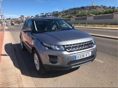 usado Land Rover Range Rover evoque 2.2L SD4 190CV 4x4 Dynamic