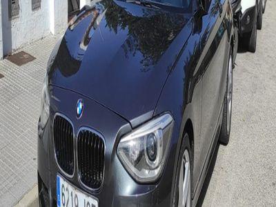 usado BMW 120 Coupé Serie 1 dA