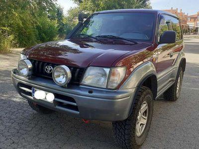 usado Toyota Land Cruiser 90 V6 VX