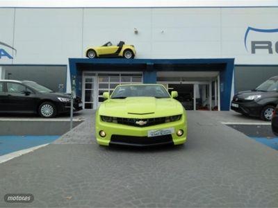 brugt Chevrolet Camaro Cabrio
