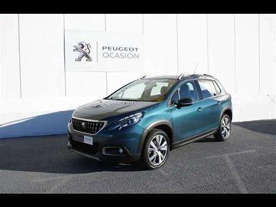 usado Peugeot 2008 ALLURE 1.2 PURETECH 81KW (110CV) AUTO