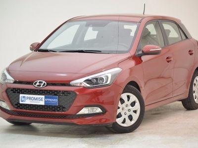 gebraucht Hyundai i20 1.1 CRDI KLASS 5P