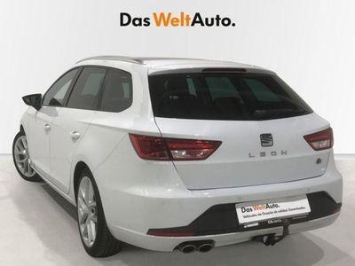 usado Seat Leon ST 2.0 TDI SANDS FR 110 kW (150 CV)