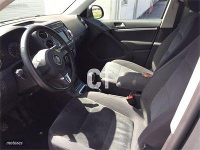 usado VW Tiguan 2.0 TDI 140cv 4x4 Excellence
