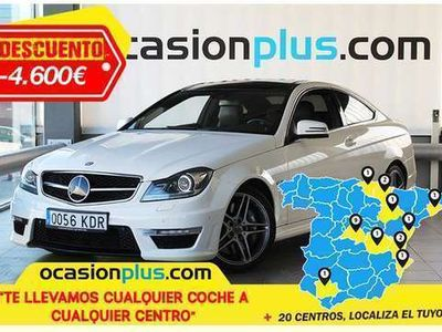usado Mercedes C63 AMG C 63 AMGCoupé AMG 7G Plus