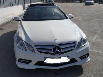 usado Mercedes E220 Coupé CDI BE Aut.
