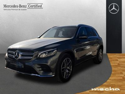 usado Mercedes GLC220 d 4Matic Aut.