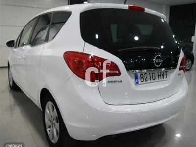usado Opel Meriva 1.7 CDTI Excellence Auto