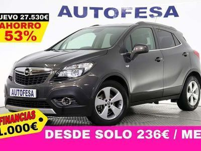 usado Opel Mokka 1.4 TURBO 140cv Excellence Auto 4x2 5p del 2015