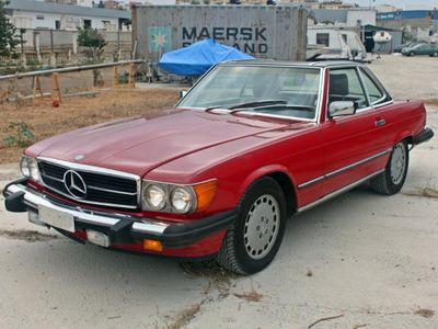 usado Mercedes 560 560sl