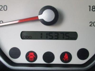 usado Hyundai i10 año 2010 114436 KMs