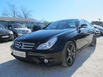 usado Mercedes CLS55 AMG CLS ClaseAMG Aut.