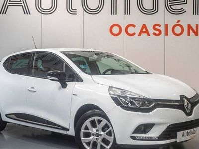 usado Renault Clio TCe Energy GLP Limited 66kW