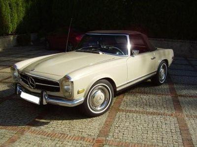 usado Mercedes 250 SL 113 Gasolina de 3 Puertas