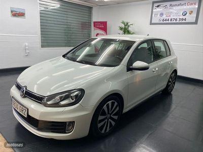 usado VW Golf VI 2.0 TDI 170cv DSG 6 vel GTD