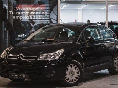 usado Citroën C4 1.6HDI Exclusive 110