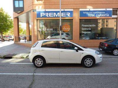 usado Fiat Grande Punto 1.6 GLP y GASOLINA