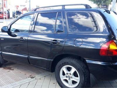 usado Hyundai Santa Fe 2.0 CRDi GLS