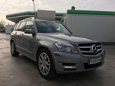 usado Mercedes GLK220 CDI BE 7G Plus