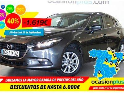 usado Mazda 3 2.0 Evolution+Navegador 88kW