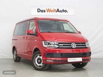 usado VW California 2.0TDI BMT Ocean 4M DSG 110kW