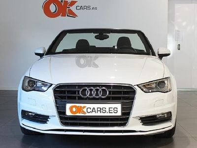 usado Audi A3 Cabriolet 2.0 TDI clean diesel S-Tronic