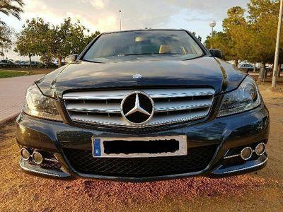 usado Mercedes C220 CDI BE Avantgarde