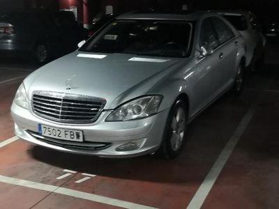 usado Mercedes S500 Aut.