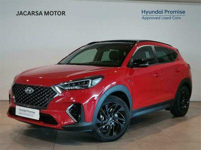 usado Hyundai Tucson 1.6crdi 48v Nline 4x2 Dt 136 cv en Jaen