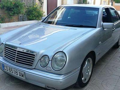 usado Mercedes E320 4Matic Elegance