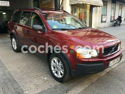 usado Volvo XC90 Xc902.5 T Momentum 210 cv en Madrid