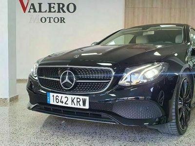 usado Mercedes E220 Clase E Coupe