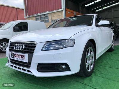 usado Audi A4 2.0 TDI 143cv DPF