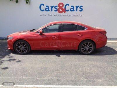 brugt Mazda 6 2.2DE Lux.+Prem.White+T