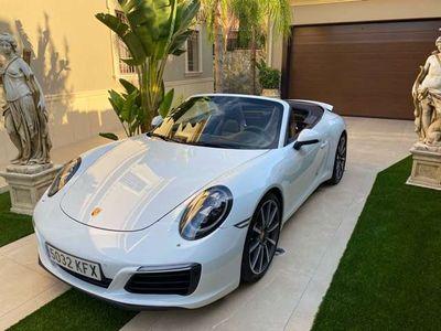 usado Porsche 911 Carrera S Cabriolet PDK