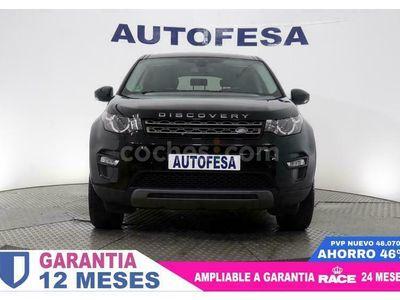 usado Land Rover Discovery 2.0td4 Hse Aut. 180 cv en Madrid