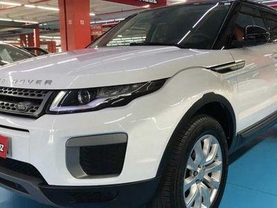 brugt Land Rover Range Rover evoque 2.0eD4 SE 2WD 150