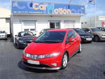 gebraucht Honda Civic 2.2i-CTDI Type S --- UNICO PROPIETARIO ---