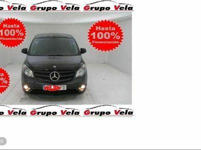 usado Mercedes Citan 109 CDI Furgon Compacto