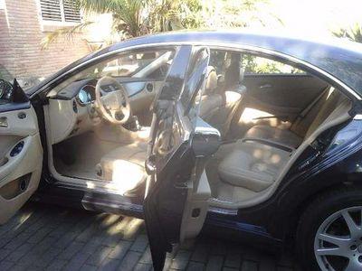 usado Mercedes CLS350 coupe