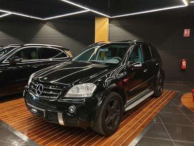 usado Mercedes ML63 AMG Clase MAMG Aut.