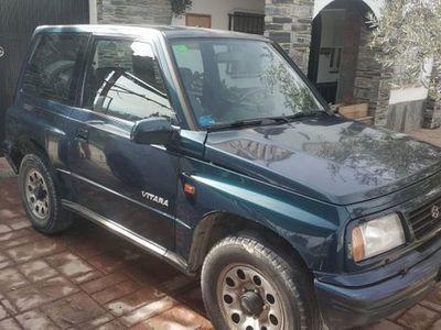 usado Suzuki Vitara 1.6 16v Techo Metálico