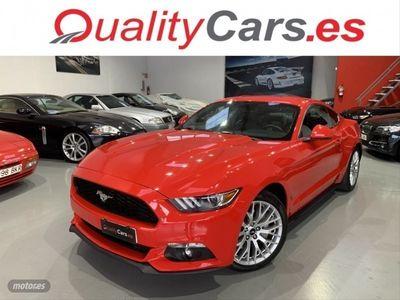 usado Ford Mustang Mustang 2.3 EcoBoost 213kWFastback